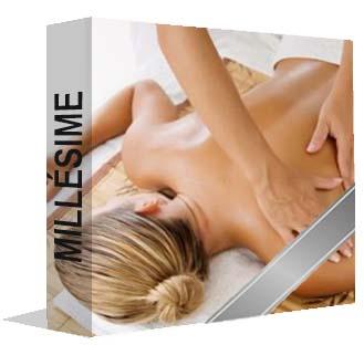 Massage «le Millésime»