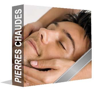 Massage «pierres chaudes»