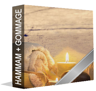 Hammam + Gommage au savon noir